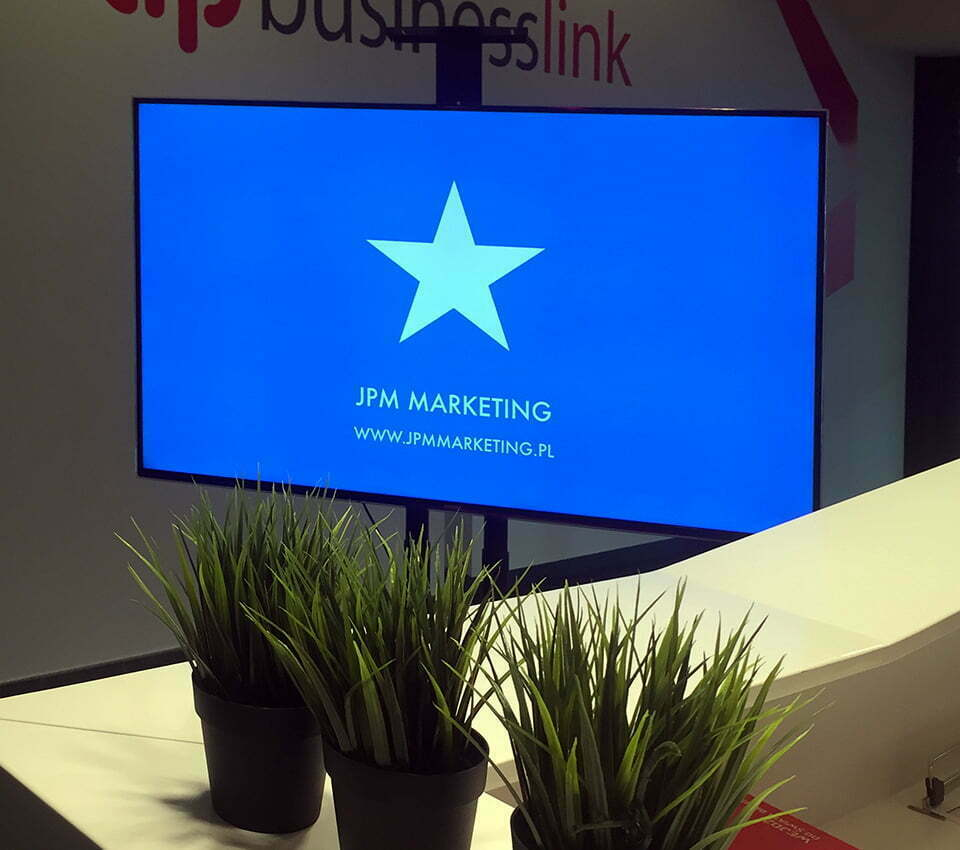 Bussines Link PGE Narodowy JPM Marketing